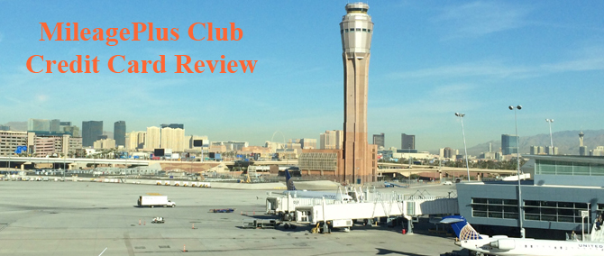 United MileagePlus Club Card Review
