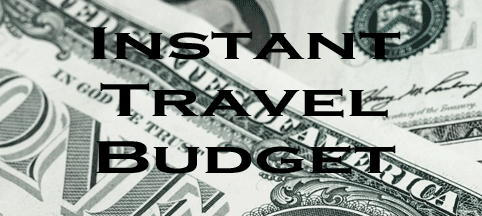 Easy Travel Budget